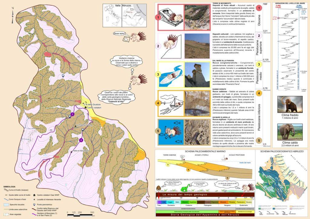 carta geoturistica
